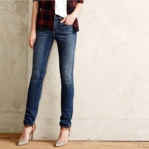 Pilcro Anthropologie | Stet Slim Ankle Denim Jeans